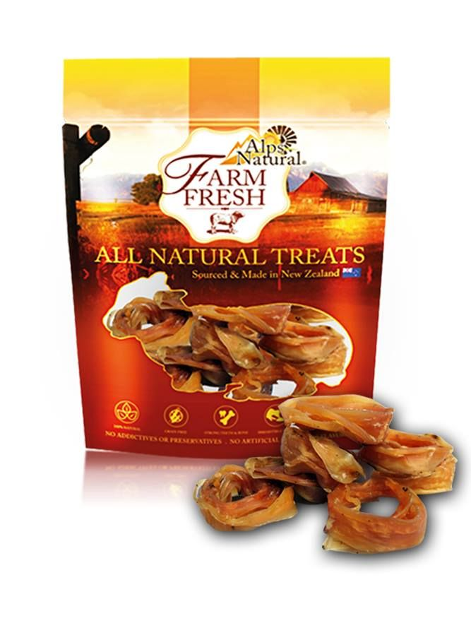 Farm Fresh Veal Chewies Dog Treats