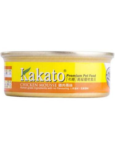 Kakato Chicken Mousse