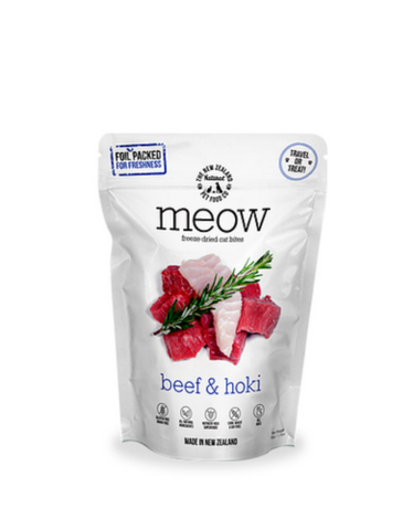 Beef and Hoki Freeze Dried Cat Treats