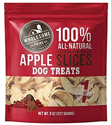 Apple Slices Dog Treat 8oz
