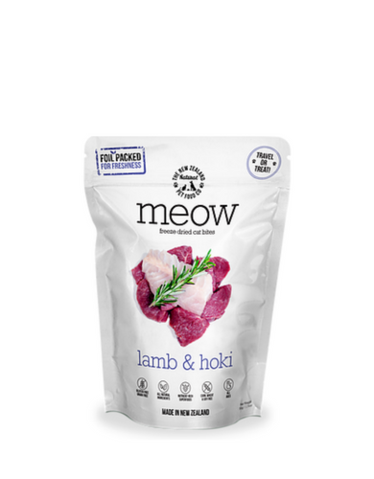 Lamb and Hoki Freeze Dried Cat Treats