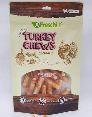 Turkey Tendon Wrapped Rice Stick (S) 100g