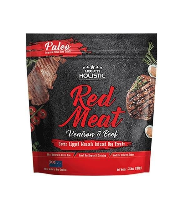 Air Dried Red Meat Dog Treats
