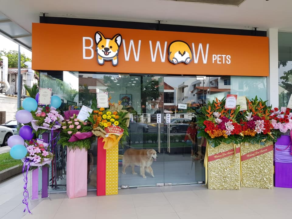 Bow Wow Pets