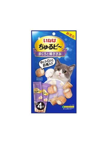 Churubee Maguro Cat Treats 10g (4pc/pack)