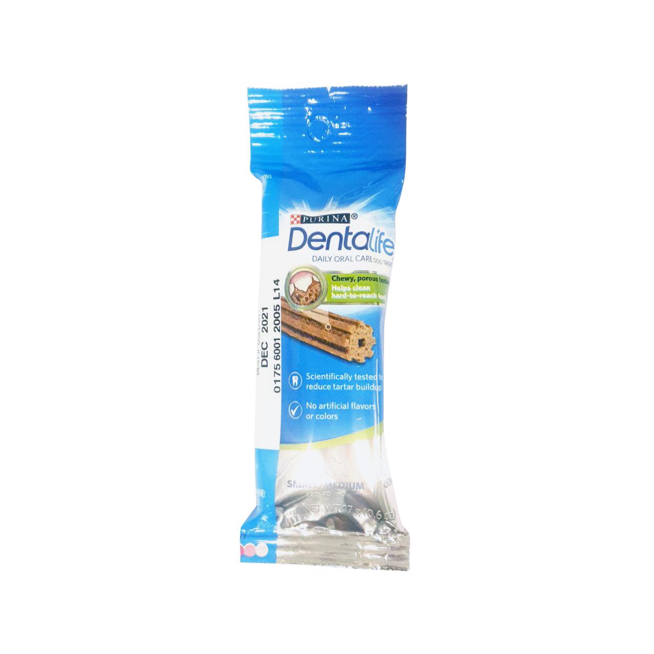 Dental Life Mini Dog Treat sample
