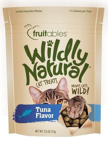 Wildly Natural Tuna Cat Treats