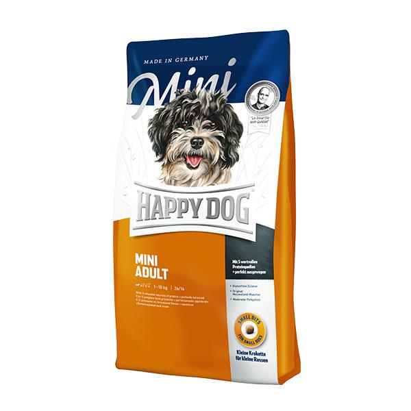 Happy Dog Supreme Mini Adult Gluten Free Dog Dry Food