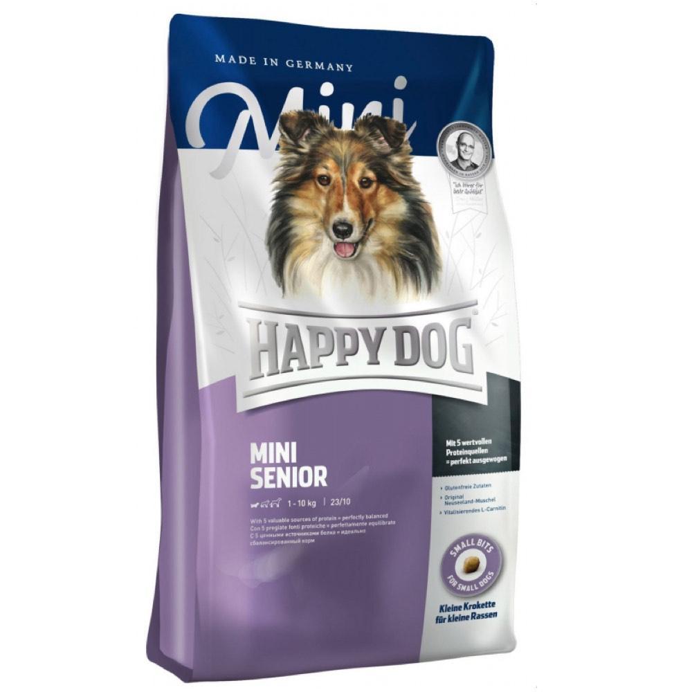 Happy Dog Supreme Mini Senior Gluten Free Dog Food