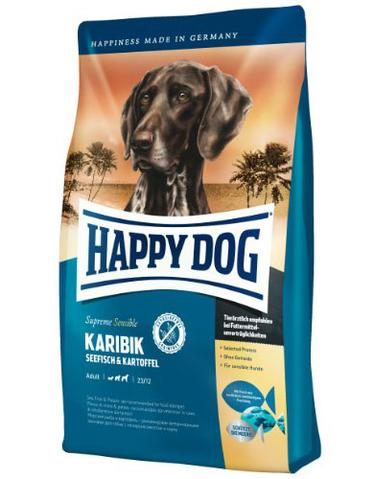 Happy Dog Supreme Sensible Karibik Seafish & Potato Grain & Gluten Free