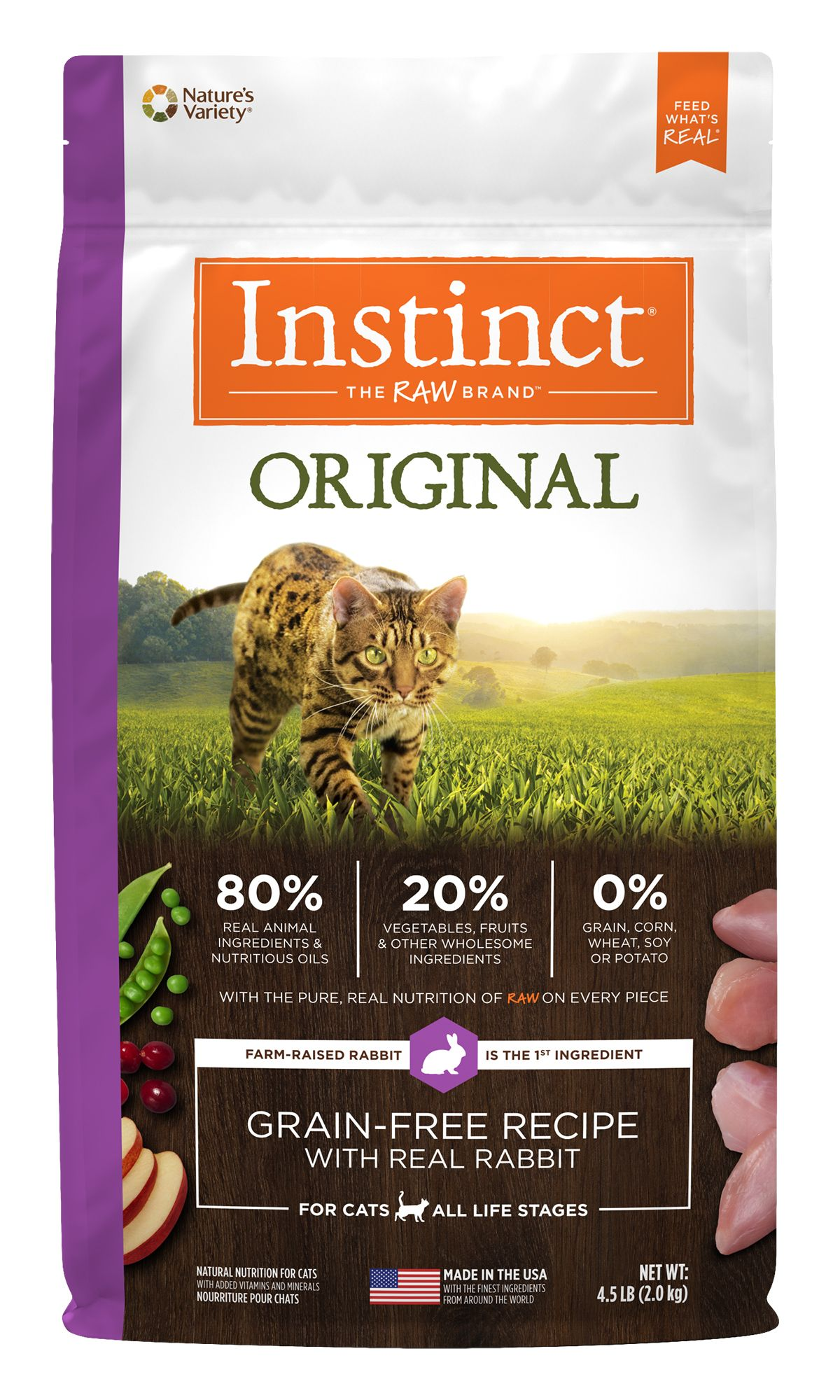 Instinct® Original Grain-Free Recipe with Real Rabbit