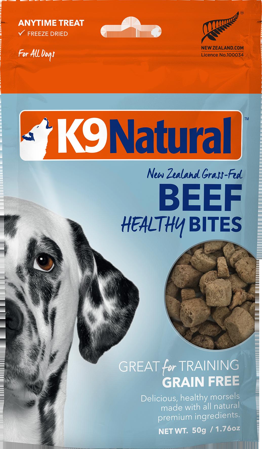 Freeze Dried Beef Healthy Bites 50g