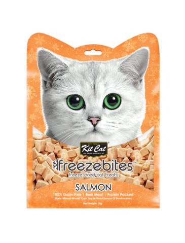 Freeze Bites Salmon Freeze Dried Cat Treats