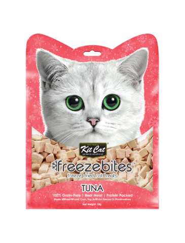 Freeze Bites Tuna Freeze Dried Cat Treats