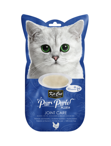 Purr Puree Plus+ Joint Care (Chicken & Glucosamine)