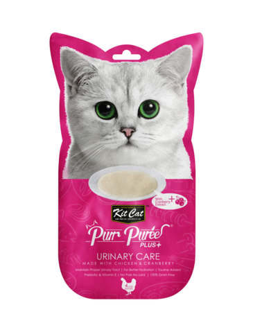 Purr Puree Plus+ Urinary Care (Chicken and Cranberry)