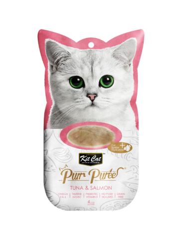 Purr Puree Tuna & Salmon Cat Treat