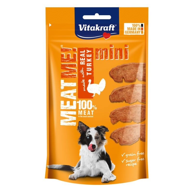 Meat Me! Mini Turkey for Dogs 60g
