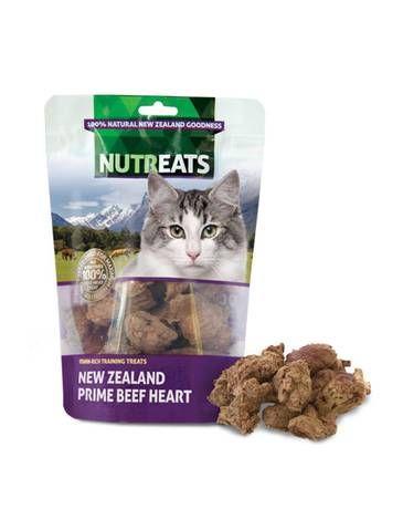 Prime Beef Hearts Cat Treats