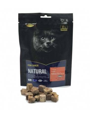 Freeze Dried Yellow Fin Tuna for Cat Treat