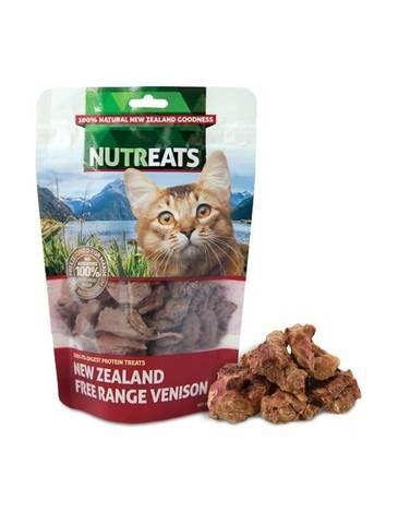 Free Range Venison Cat Treat