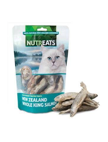 Whole King Salmon Cat Treats