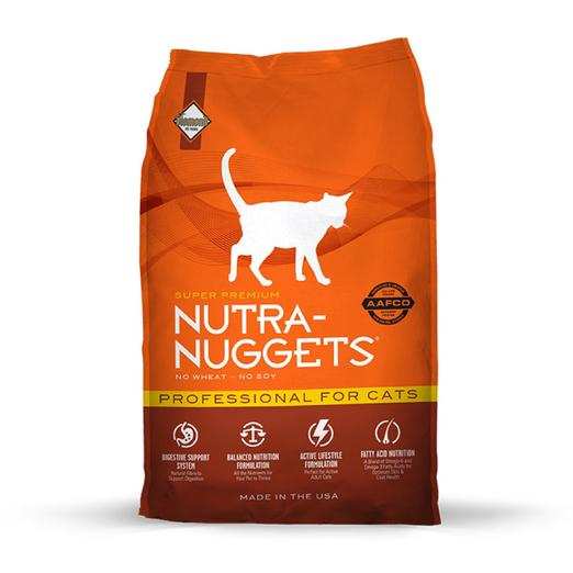 Nutra-Nuggets Professional Cat Food