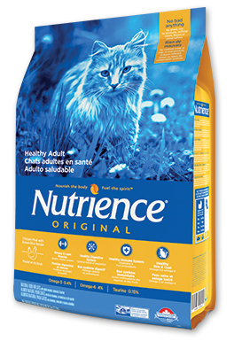 Nutrience Original Healthy Adult Chicken Meal with Brown Rice Recipe