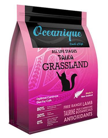 Oceanique Healthy Grain Free Taika Grassland Cat Dry Food