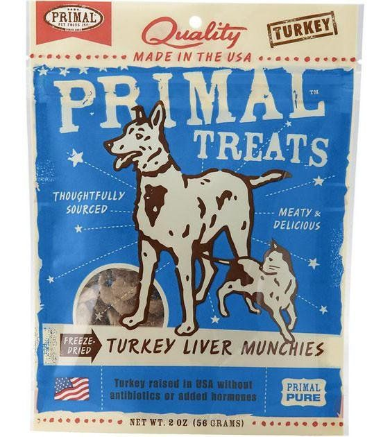 Freeze-Dried Turkey Liver Munchies Treat