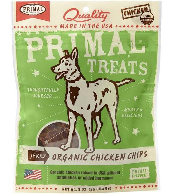 Jerky Pork Chips Dog Treats Treat
