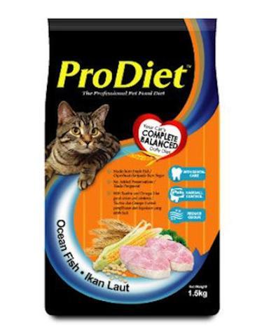 ProDiet Ocean Fish Dry Cat Food