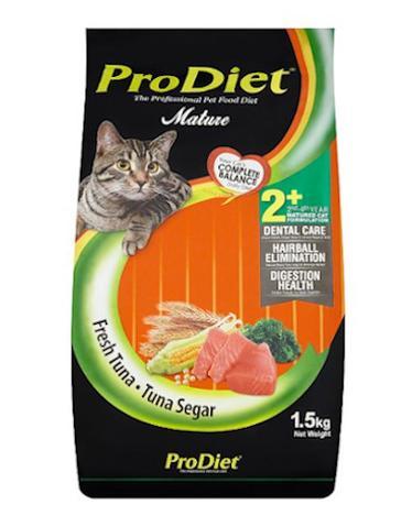 ProDiet Tuna Dry Cat Food