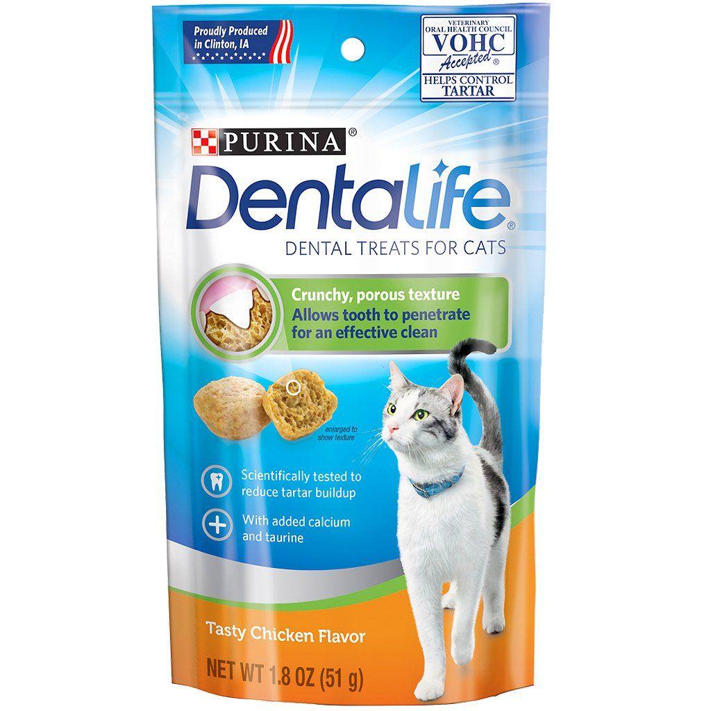 Dentalife Tasty Chicken Dental Cat Treat