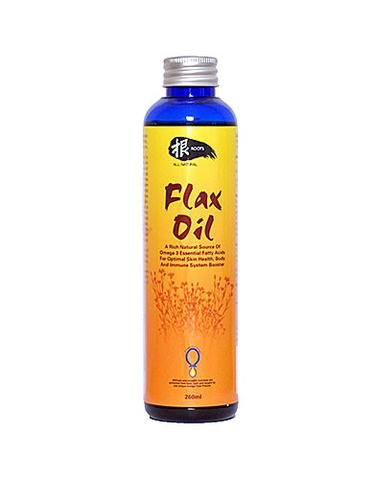 Roots All Natural Flax Oil Supplement 8.7oz (260ml)