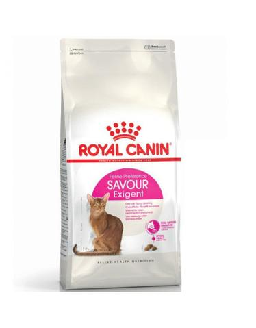 Royal Canin Feline Health Nutrition Exigent Savour Dry Cat Food