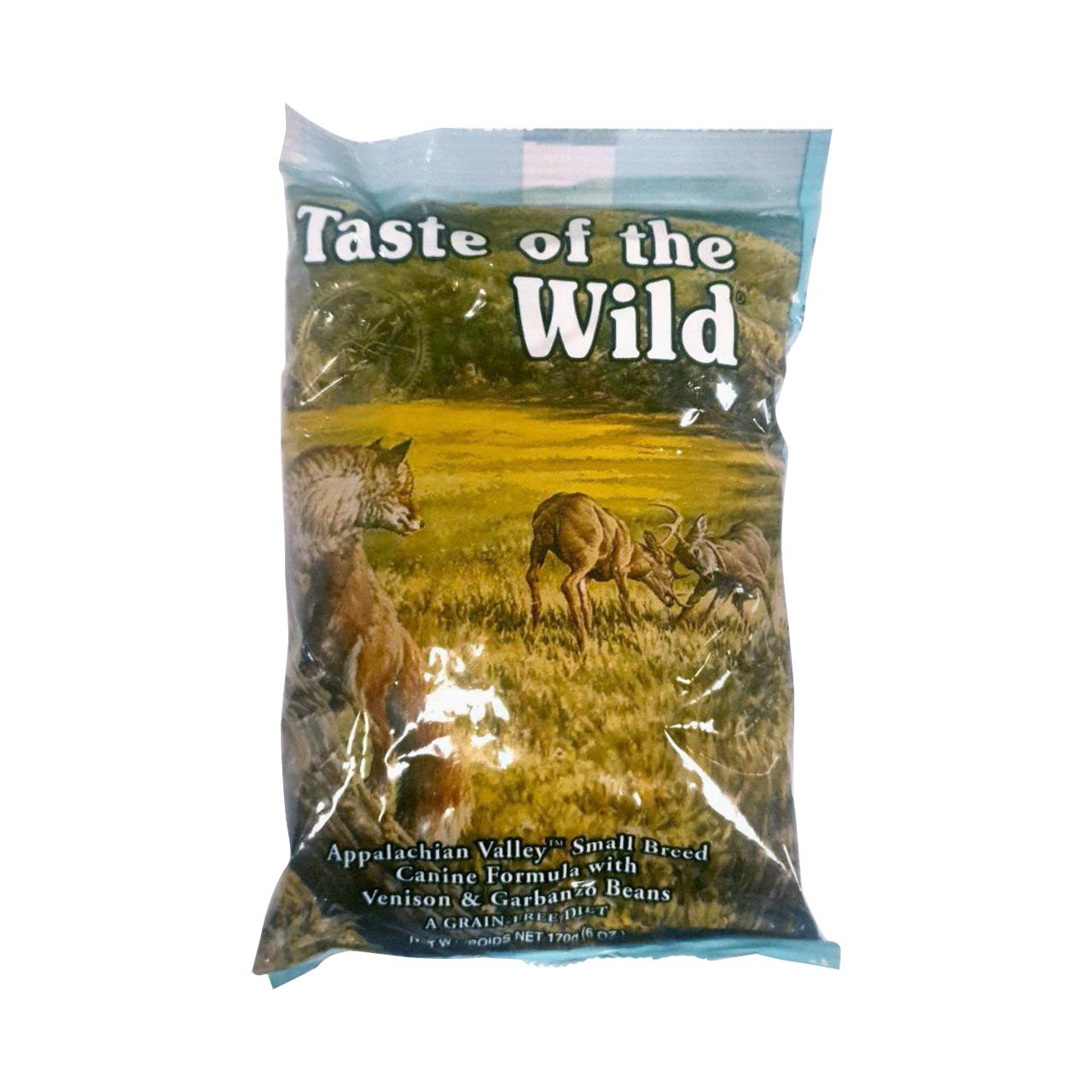 Appalachian Valley Small Breed Dry Dog Food  sample