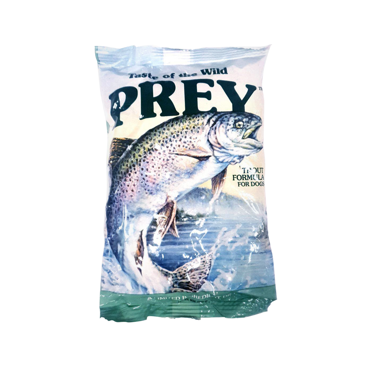 Prey Trout Grain Free Dry Dog Food (Limited Ingredient Diet) (2 Sizes) sample