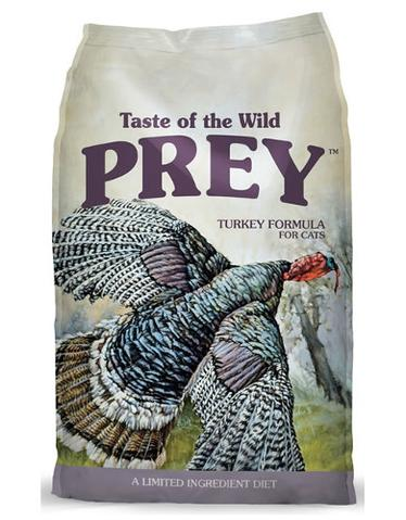 Taste of the Wild Prey Turkey Grain Free Dry Cat Food