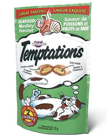 Seafood Flavour Cat Treat