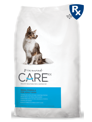 Diamond Care RX Renal Formula for Adult Dogs
