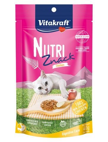 Nutri Znack Chicken Digestive Care Cat Treat