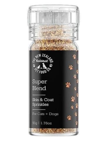 Super Blend Skin & Coat Sprinkles For Cats & Dogs 50g (1.76oz)