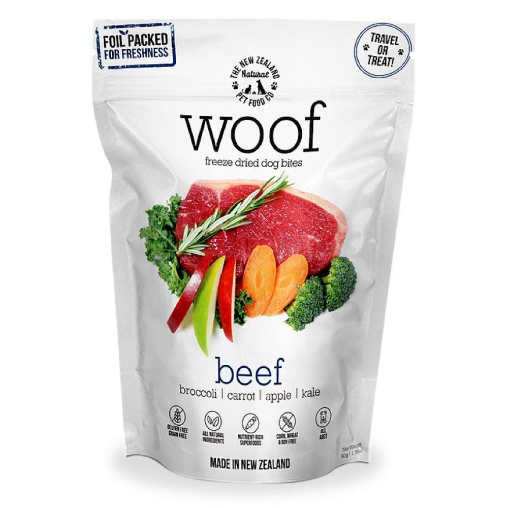 Beef Freeze Dried Dog Treats 50g