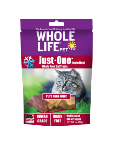 Just One Tuna Treat for Cats