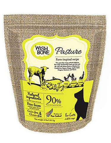 Wishbone Pasture Lamb Grain Free Dry Cat Food