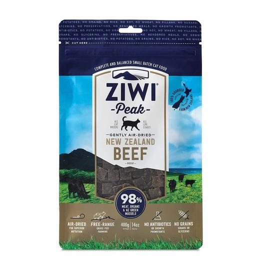 Ziwipeak Beef Air Dried Cat Dry Food