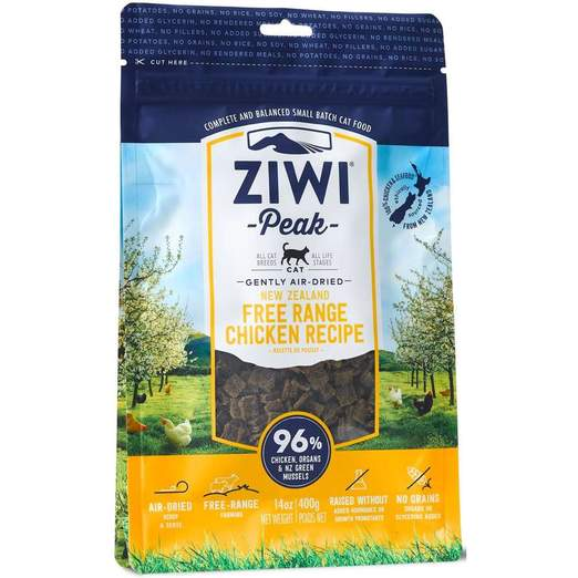 Ziwipeak Chicken Air Dried Cat Dry Food