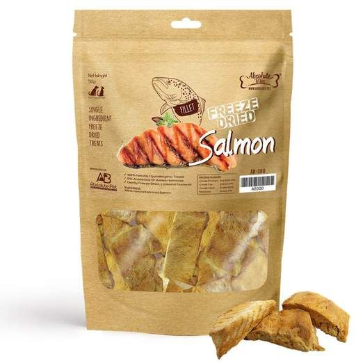 Freeze Dried Salmon Pet Treats 2oz