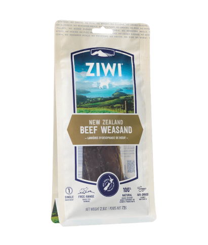 Beef Weasand Air Dried Dog Treats 72g